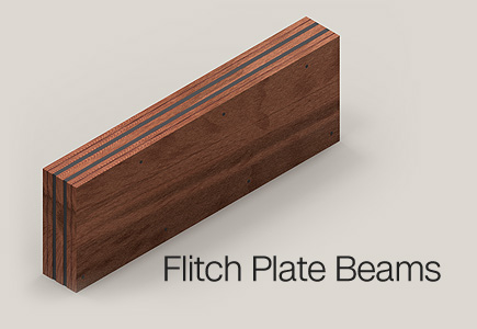 Flitch Plate Beams